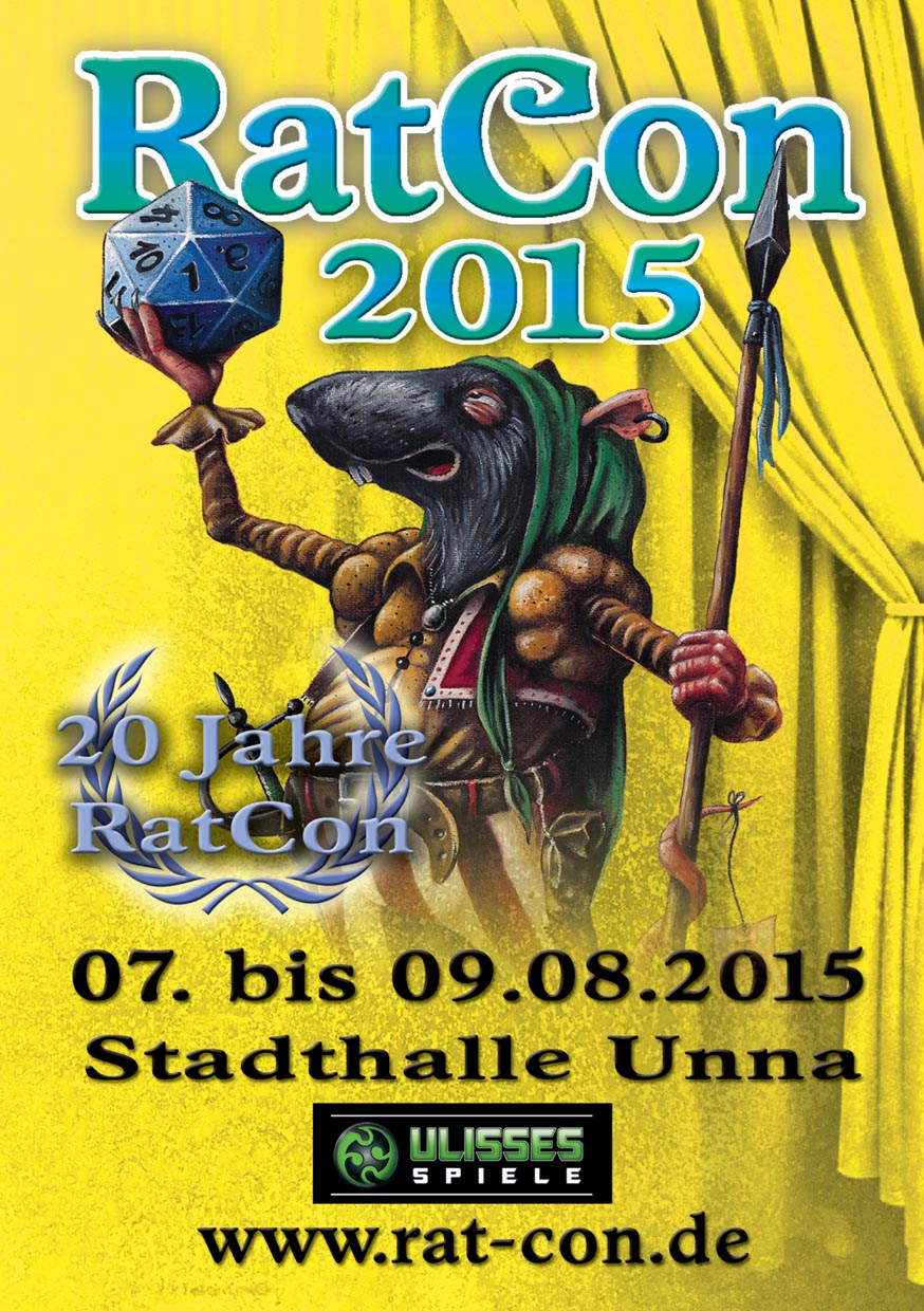 RatCon - Rollenspiel-Convention in Unna