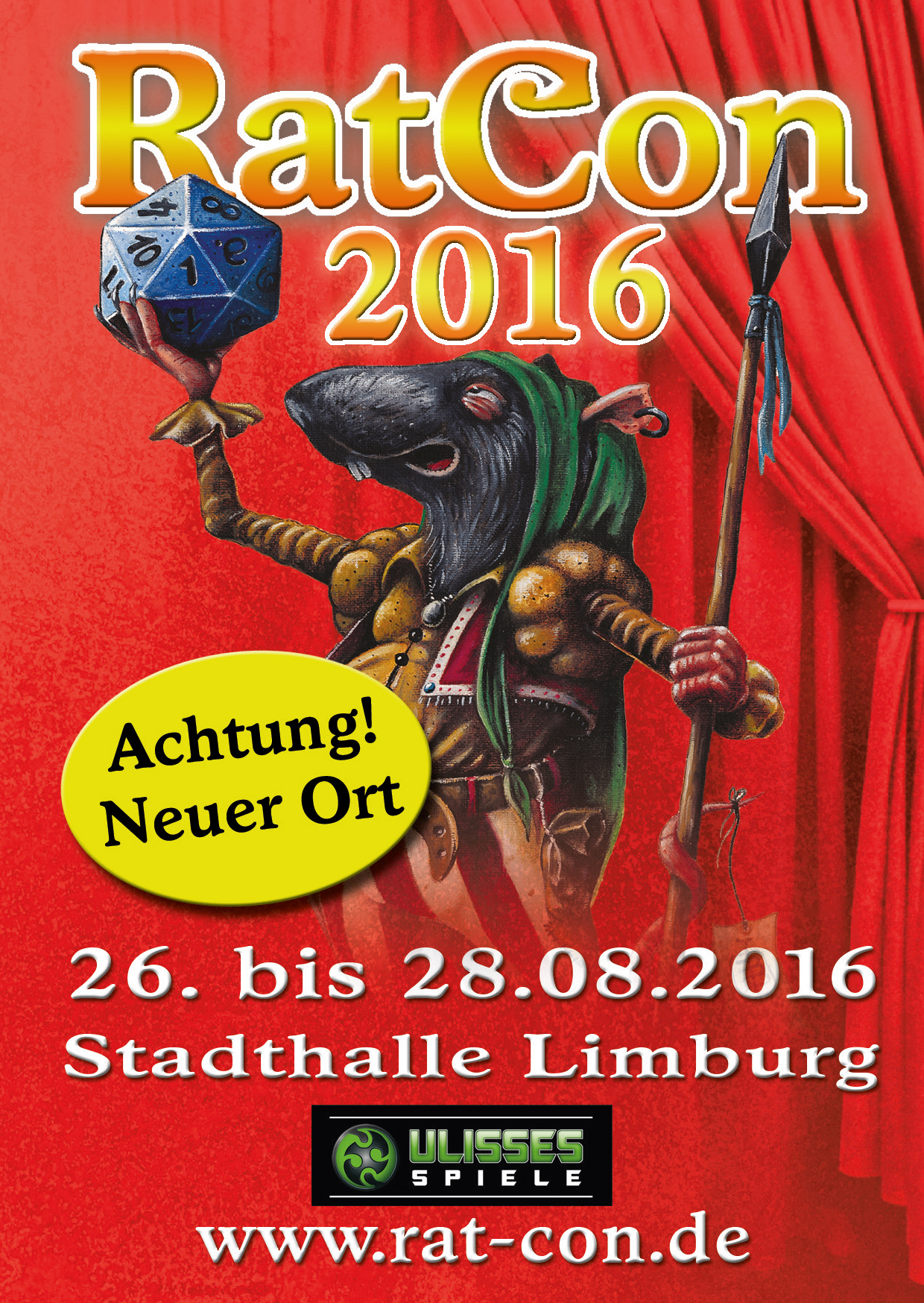 RatCon - Rollenspiel-Convention in Limburg a.d. Lahn